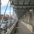 Amtrak, 30th St. Station, Philadelphia, PA, Superior Scaffold, (215) 743-2200, scaffolding, rents