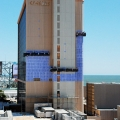 Caesars Palace, Atlantic City, NJ, Superior Scaffold, 215 743-2200, casino, suspended scaffold, swing, swing staging, rents