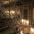 scaffolding, scaffold, rental, rents, rent, philadlphia, superior scaffold, 215 743-2200, nj, md, de, forrest theater, 5518