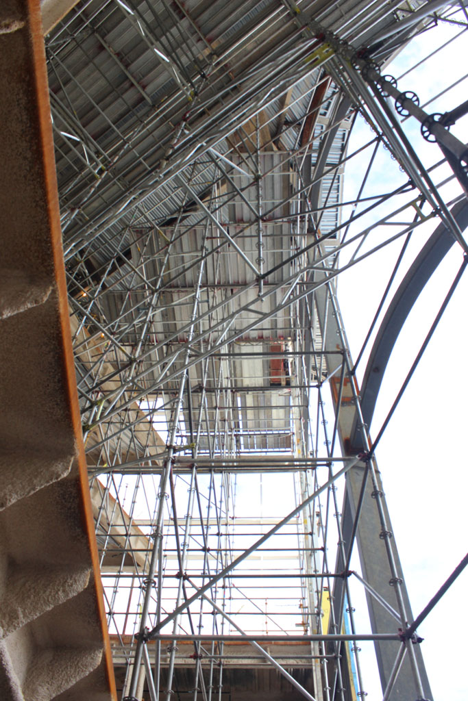 superior scaffold, scaffolding, access, philadelphia, philly, pa, new jersey, kennedy hospital, Jefferson, cherry hill, dem md, 5587