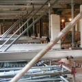 Parc Rittenhouse, cantilever, superior scaffold, 215 743-2200, adding floors