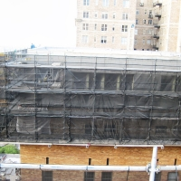 Parc Rittenhouse, superior scaffold, scaffold, netting, (215) 743-2200
