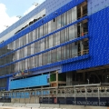 Penn Pres Med Center, scaffolding, scaffold, rent, rental, rents, 657