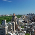 Pierre Hotel, NYC, NY, city view, suspended scaffold, swing, swing staging, rental, 215 743-2200