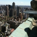 Pierre Hotel, NYC, NY, cantilever, suspended scaffold, swing, swing staging, rental, 215 743-2200