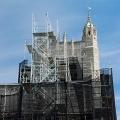 Firestone Library, Princeton University, NJ, superior scaffold, 215 743-2200, scaffolding, scaffold, rent, USA