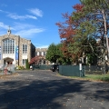 Princeton Academy of the Sacred Heart, Superior Scaffold, 215 743-2200, scaffolding, rent, shoring