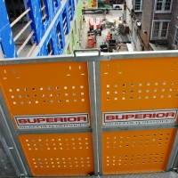 transport platform, personnel, hoist, elevator work, lift, buckhoist, superior scaffold, scaffolding, rental, rent, rents, pa, philly, philadelphia, new jersey, 703