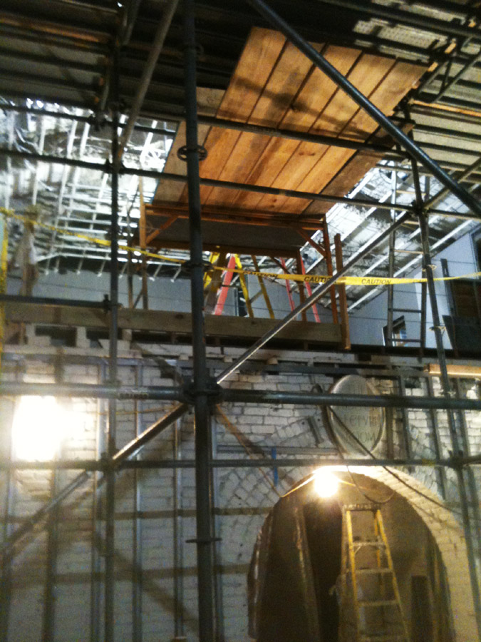 Scaffolding, PA, Philly, U of P, University of Pennsylvania, Superior Scaffold, (215) 743-2200