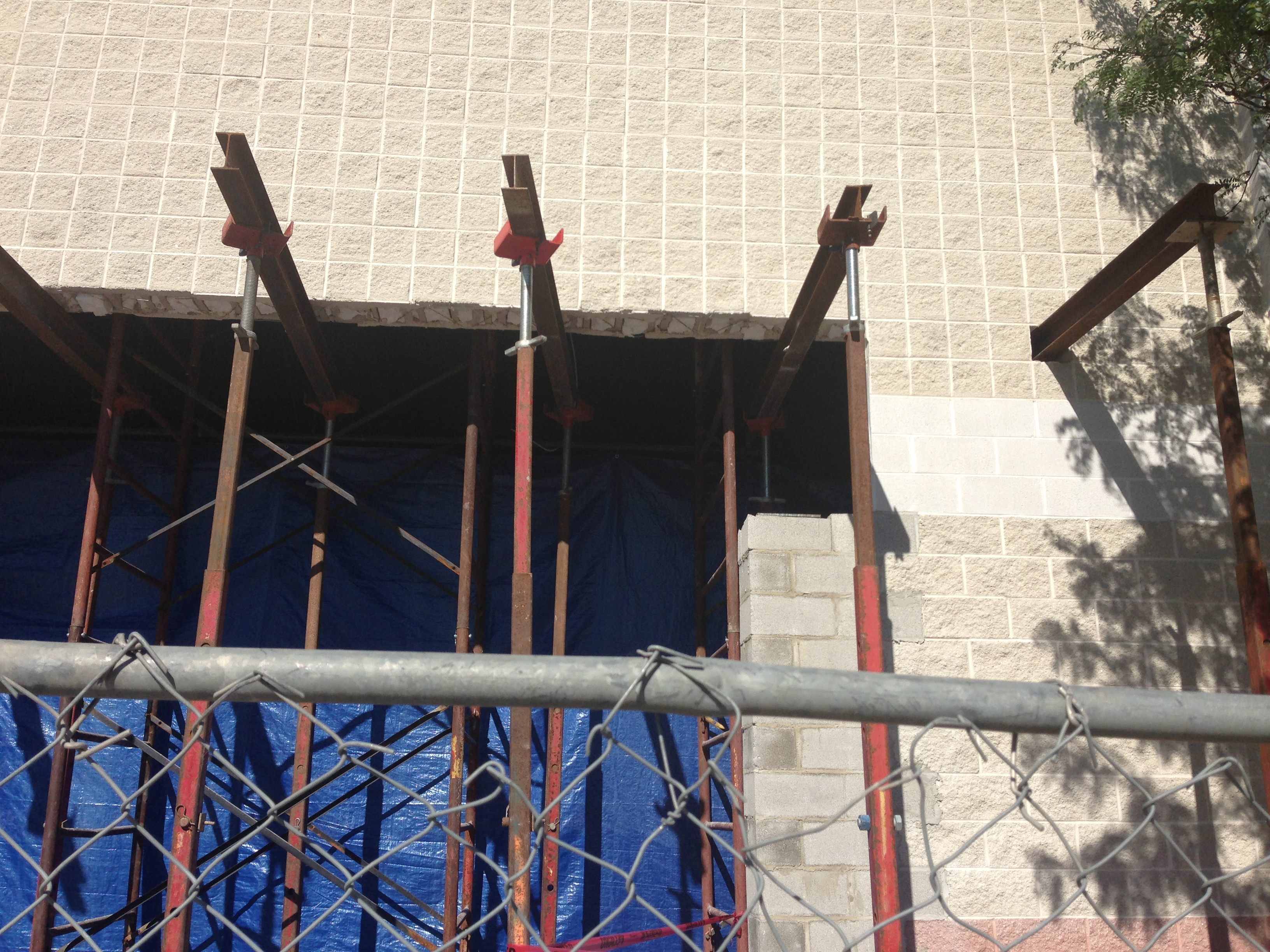 Scaffolding Shoring Posts : Engineering superior scaffold services
