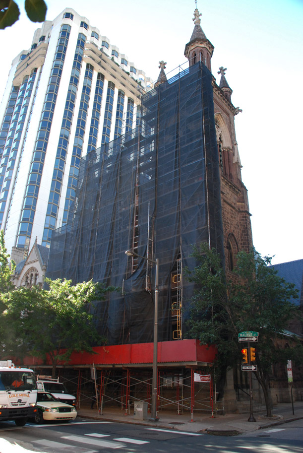 scaffold rental, scaffolding rental, superior scaffold, (215) 743-2200, PA, Philadelphia, NJ, DE, MD, facade, masonry