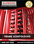 See Our Full Frame Scaffolding Catalog