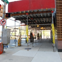 kennedy house, JFK, superior scaffold, scaffolding, USA, PA, philadelphia, rent, rents, rental, equipment, 153