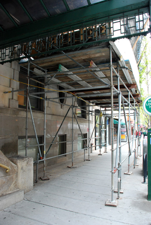 belgravia hotel, superior scaffold, pa, philly, philadelphia, scaffolding, rent, rental, rents, construction, facade, 321