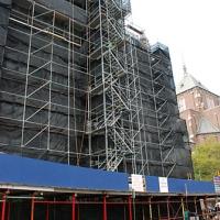 University of Pennyslvania, Hospital, scaffold, overhead protection, Superior Scaffold, 215 743-2200