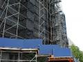 University of Pennyslvania, Hospital, scaffolding, overhead protection, Superior Scaffold, 215 743-2200