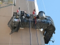 Caesars Palace, Atlantic City, NJ, Superior Scaffold, 215 743-2200, casino, suspended scaffold, swing, swing staging, rent