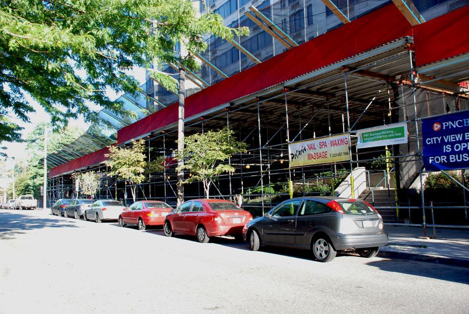 City View, superior scaffold, scaffolding, pa, philadelphia, 215 743-2200, usa, construction, 176