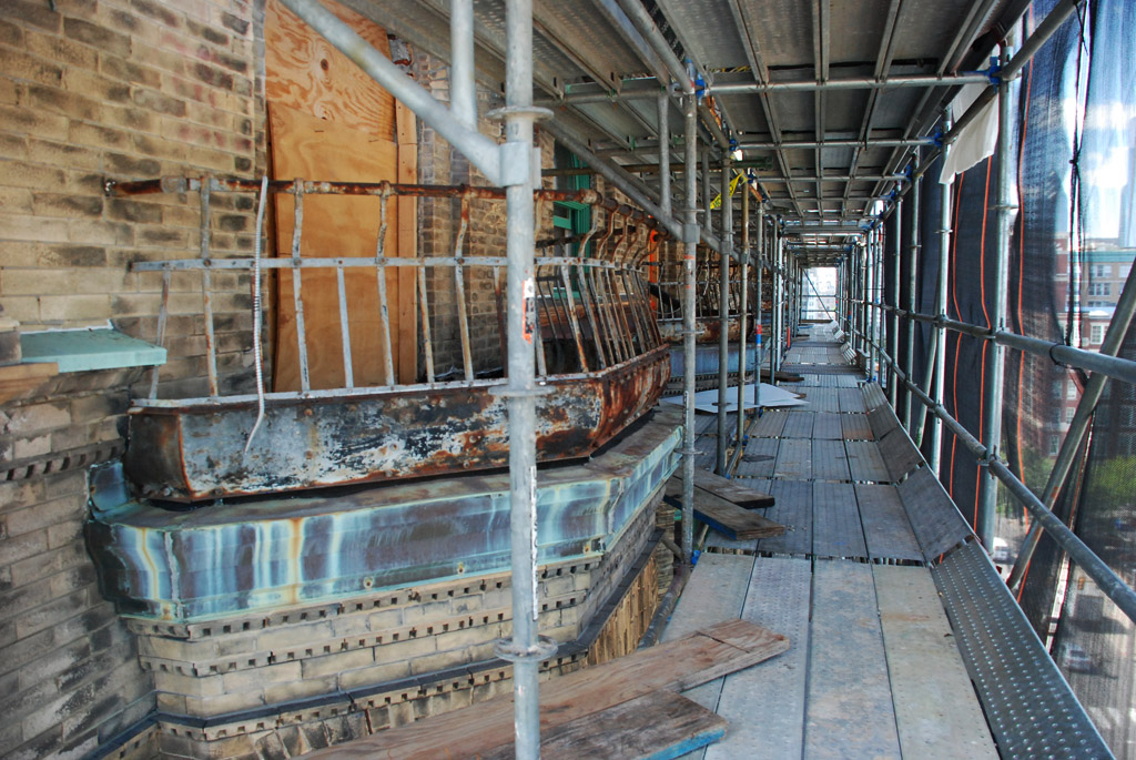 scaffolding, scaffold, superior scaffold, 215 743-2200, philadelphia, pa, de, md, nj, new jersesy, shoring, renovation, masonry, construction, divine lorraine, 062