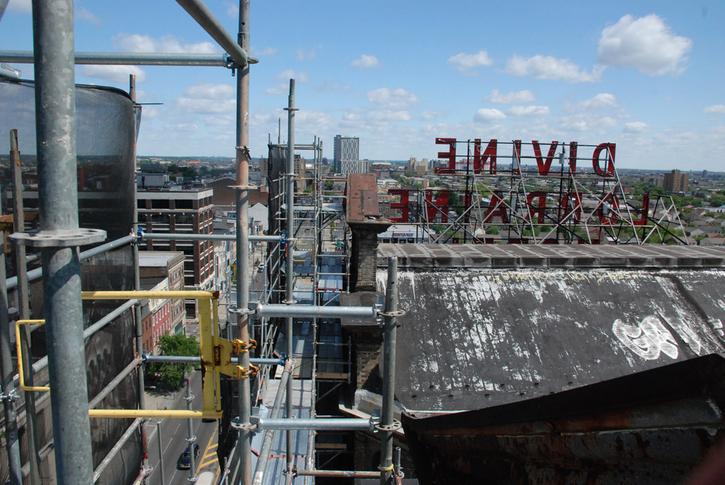 scaffolding, scaffold, superior scaffold, 215 743-2200, philadelphia, pa, de, md, nj, new jersesy, shoring, renovation, masonry, construction, divine lorraine, 088