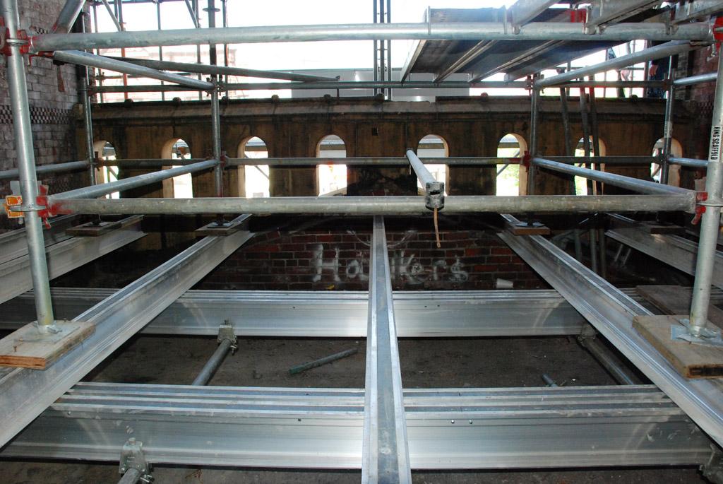 scaffolding, scaffold, superior scaffold, 215 743-2200, philadelphia, pa, de, md, nj, new jersesy, shoring, renovation, masonry, construction, divine lorraine, 116