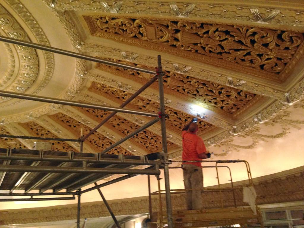 scaffolding, scaffold, rental, rents, rent, philadlphia, superior scaffold, 215 743-2200, nj, md, de, forrest theater, 3238