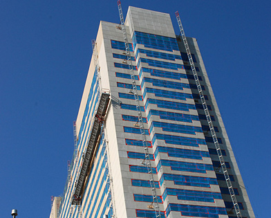 Golden Nugget Casino, Atlantic City, NJ, building, Superior Scaffold, 215 743-2200