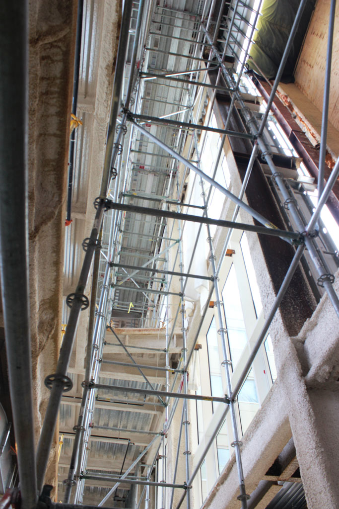 superior scaffold, scaffolding, access, philadelphia, philly, pa, new jersey, kennedy hospital, Jefferson, cherry hill, dem md, 5595