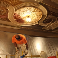 scaffolding, scaffold, rental, rents, rent, philadlphia, superior scaffold, 215 743-2200, nj, md, de, forrest theater, 5521