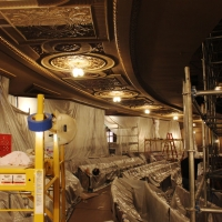 scaffolding, scaffold, rental, rents, rent, philadlphia, superior scaffold, 215 743-2200, nj, md, de, forrest theater, 5522