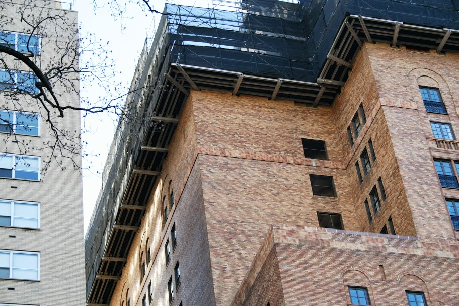 Parc Rittenhouse, superior scaffold, 215 743-2200, adding floors