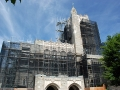 Firestone Library, Princeton University, NJ, superior scaffold, 215 743-2200, scaffolding, scaffold rents, USA