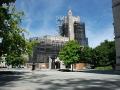 Firestone Library, Princeton University, NJ, superior scaffold, 215 743-2200, scaffolding, scaffold, rental, USA