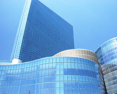 Revel Casino, Atlantic City, exterior bar, scaffold, scaffolding, Superior Scaffold, 215 743-2200