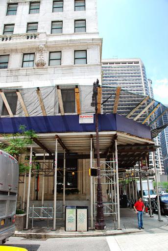 Ritz carllton, Superior Scaffold, 215 743-2200, overhead protection, canopy