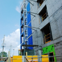 transport platform, personnel, hoist, elevator work, lift, buckhoist, superior scaffold, scaffolding, rental, rent, rents, pa, philly, philadelphia, new jersey, 680