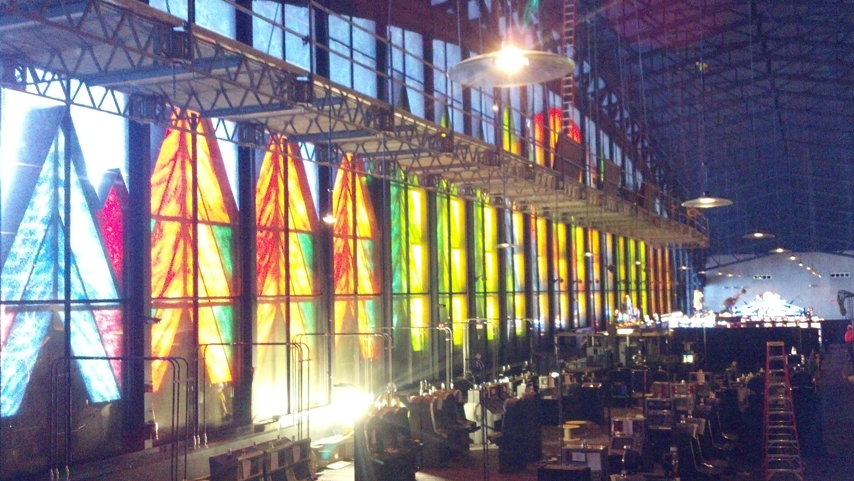 Seneca Niagara Casino, scaffold rental, scaffolding rental, superior scaffold, platform