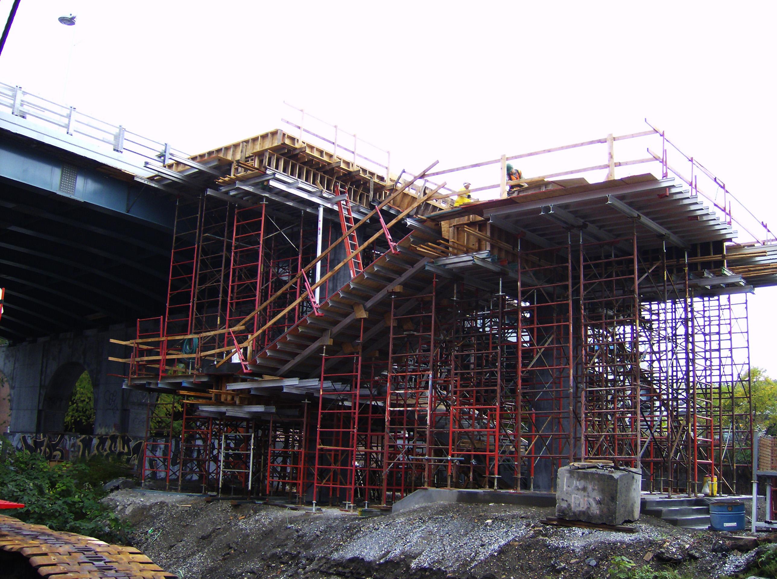 Shoring, bridge, scaffold, rent, rental, rents, pa, philly, philadelphia, 215 743-2200