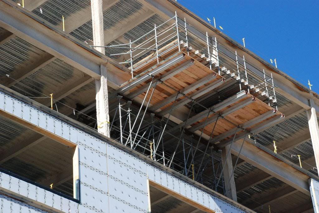 scaffolding, scaffold, cantilever, platform, work deck, lift, philadelphia, superior scaffold, 215 743-2200, pa, nj, md, de, super bowl, eagles