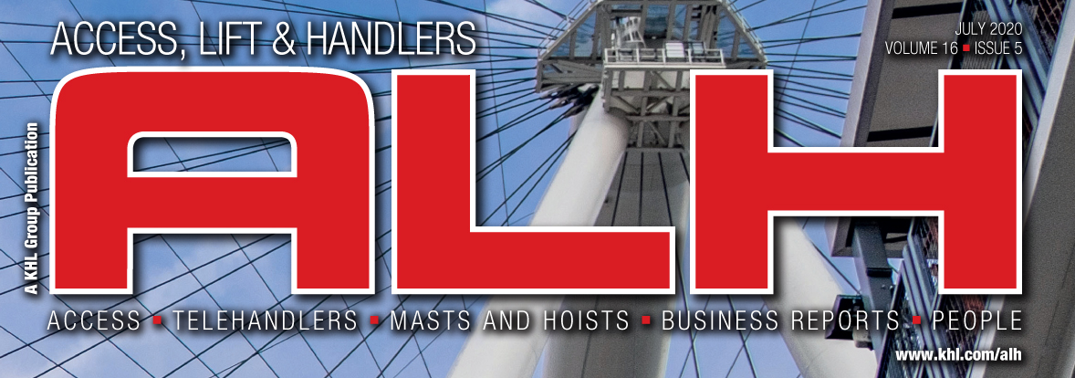 Access, Lift, and Handlers magazine header