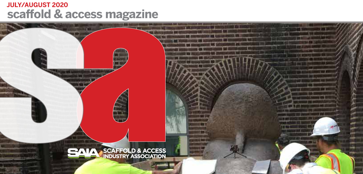 SA Magazine, scaffold & access, scaffolding, sphinx, shoring, scaffold, superior
