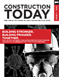 superior scaffold, magazine, press, GBCA, construction today