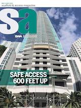 superior scaffold, press, news, magazine, scaffold & access, scaffolding